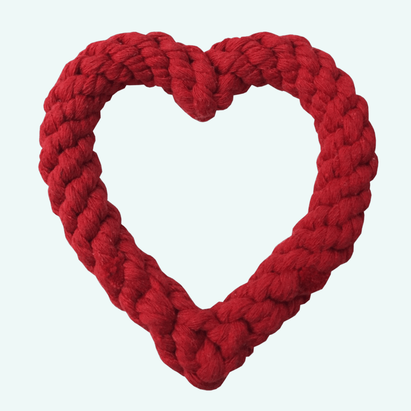 Rope Heart Toy