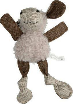 Wooly Luxury Flatfeet Sheep Grey
