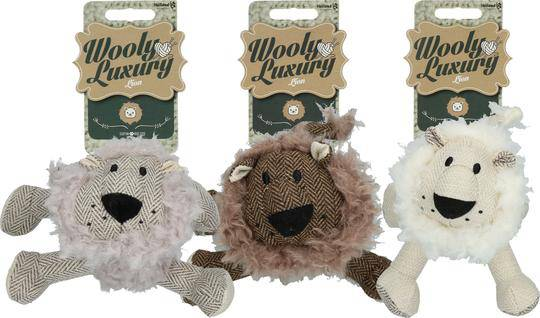 Wooly Luxury Lion Brown