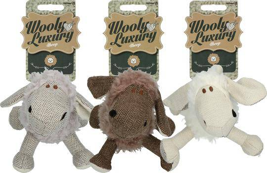 Wooly Luxury Sheep Brown