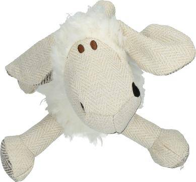 Wooly Luxury Sheep White