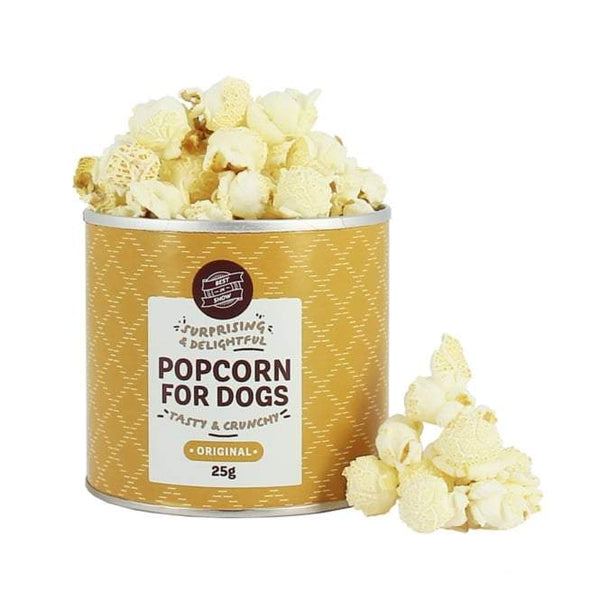 Popcorn for dogs by best in show