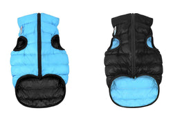 Airy Vest Reversible Blue/Black