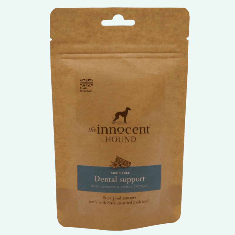 Innocent Hound Dental Support Sausages