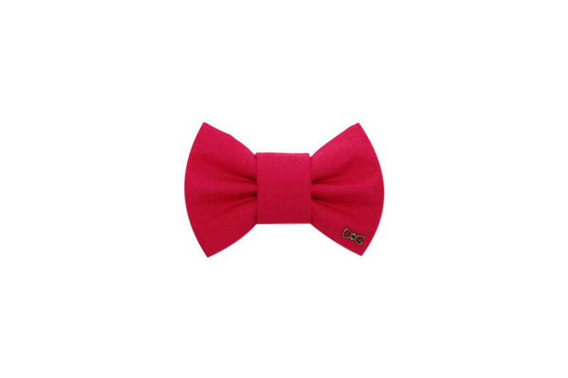 FD Bow Tie -  Bright Pink