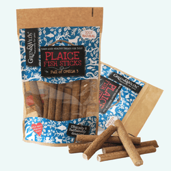 Green and Wilds Plaice Fish Sticks 100g