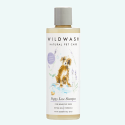Wildwash PET Puppy Love Shampoo 250ml
