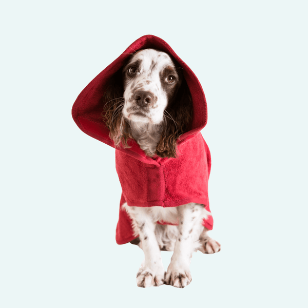 Ruff & Tumble Red Drying Coat