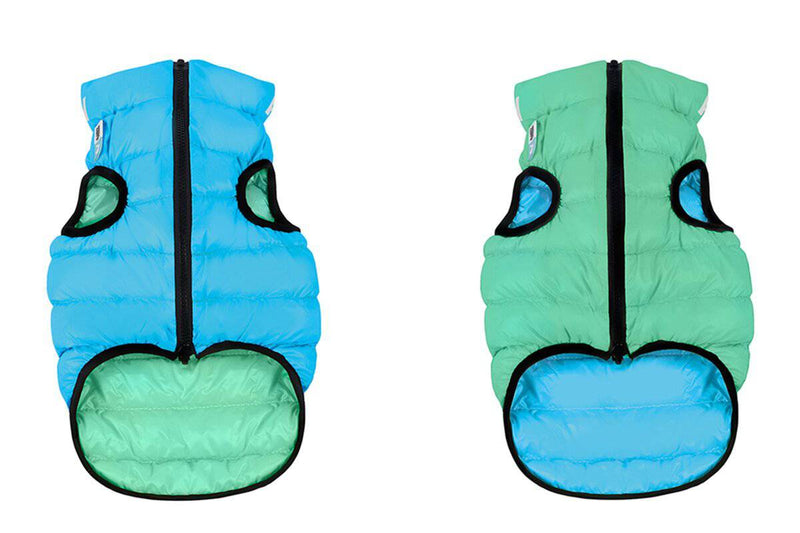 Airy Vest LUMI Blue/Green
