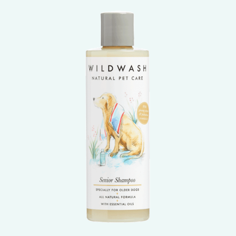 Wildwash PET Senior Shampoo - 250ml