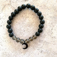 The Darker Side of the Moon Bracelet