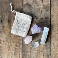Love Healing Crystal Set