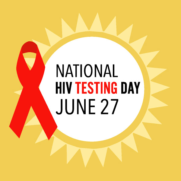 National HIV Testing Day Is June 27