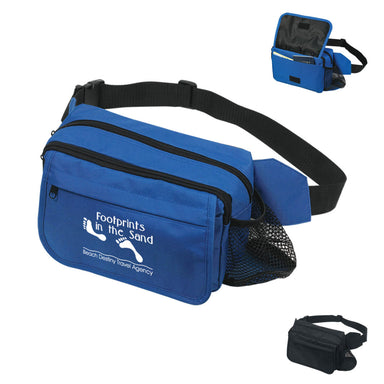 Deluxe Travel Fanny Pack