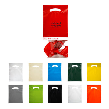 "Biodegradable Plastic Bag - 7.5"" x 10"""