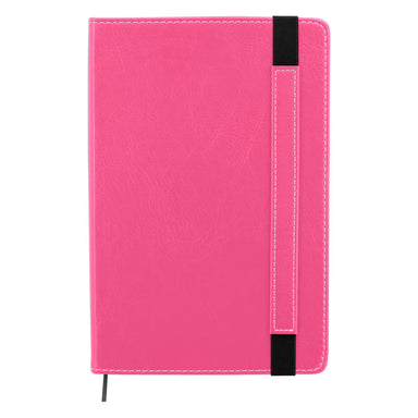 Custom Pink Stitched Journal