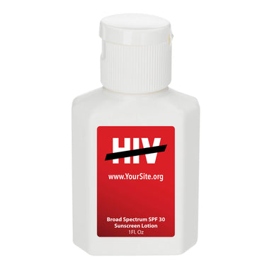 End HIV Sunscreen - SPF 30 Broad Spectrum