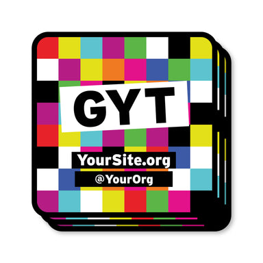 Sticker - Get Yourself Tested