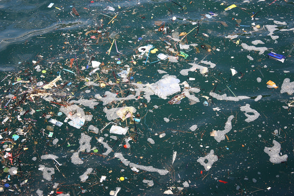 Garbage Patches Around The World