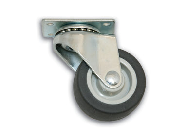 "2"" Swivel Thermo-Pro Caster with Top Plate"