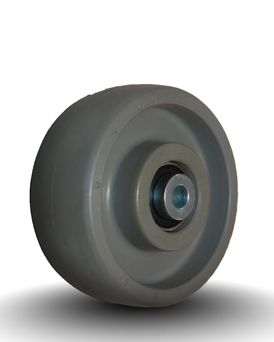 "5"" x 2"" GT Solid Elastomer Wheel"