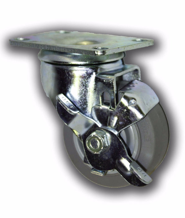 "3"" Swivel Caster with Brake"