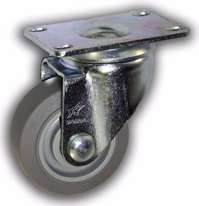 "3"" Swivel Caster TPR Wheel"