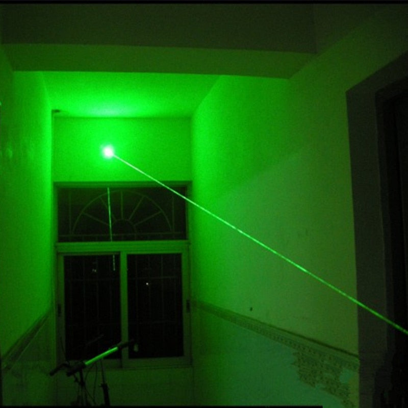Green Dot Lazer Pointer