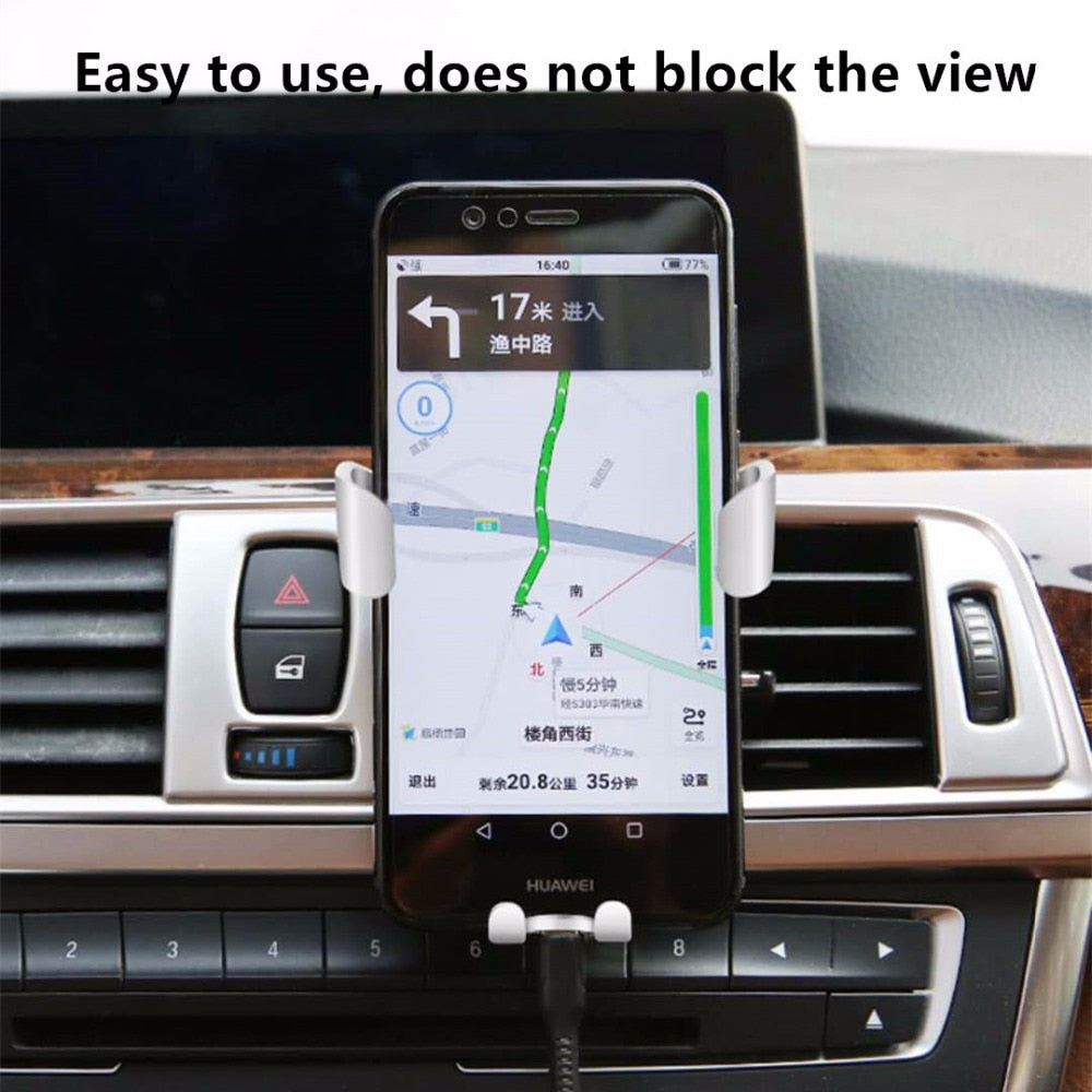 Universal Mobile Phone Air Vent Mount Clip