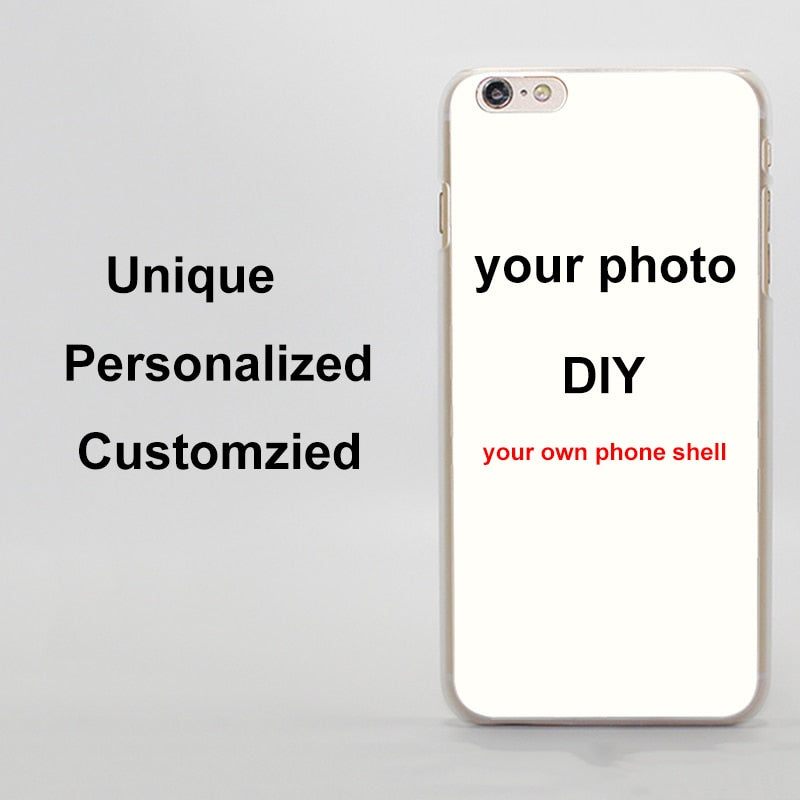 new style 95288 04aff Customized DIY Phone Case