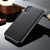 Impressive Leather Case for iPhone