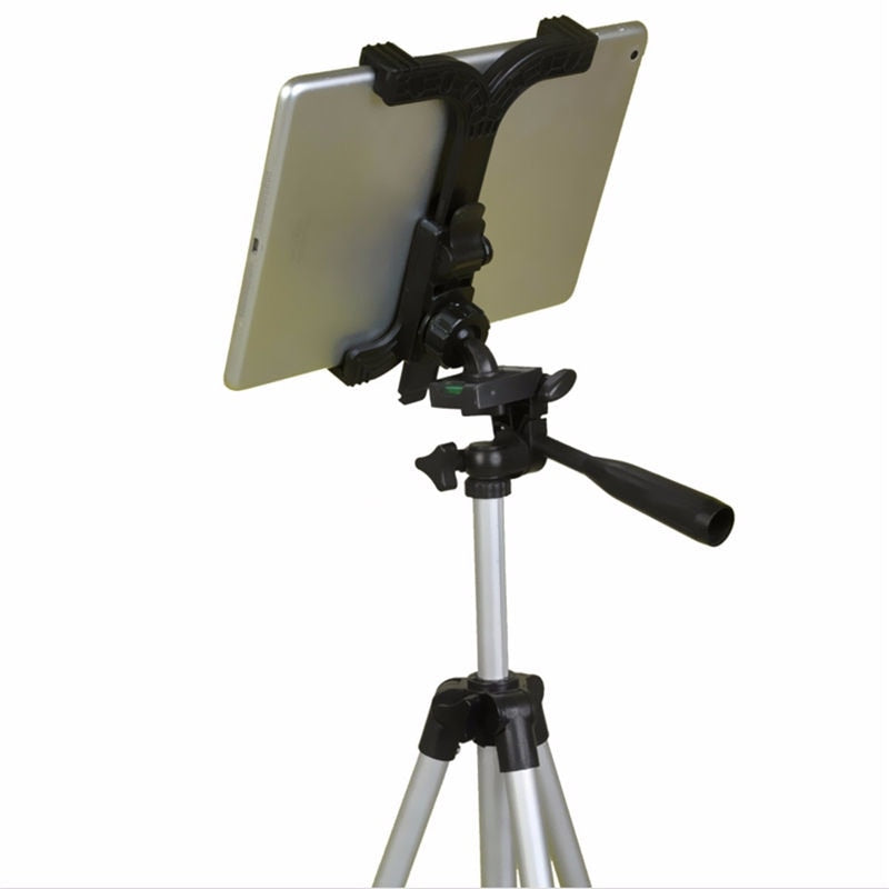 High Quality Tripod Mount iPad Stand Holder