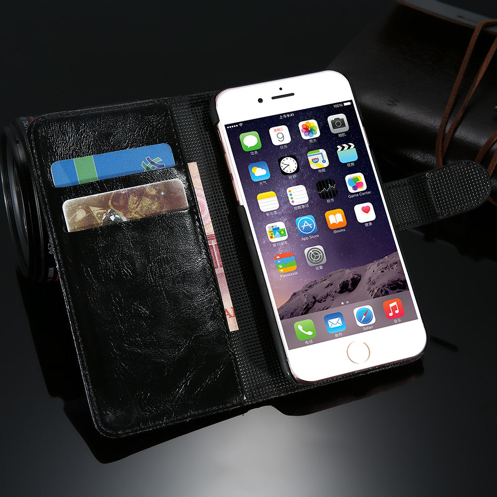 Business Leather iPhone Case