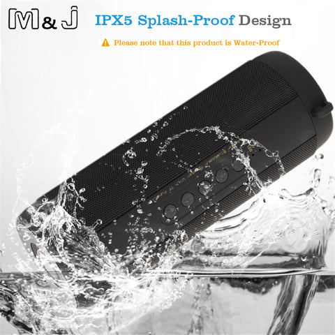 Best Wireless Bluetooth Waterproof Speaker