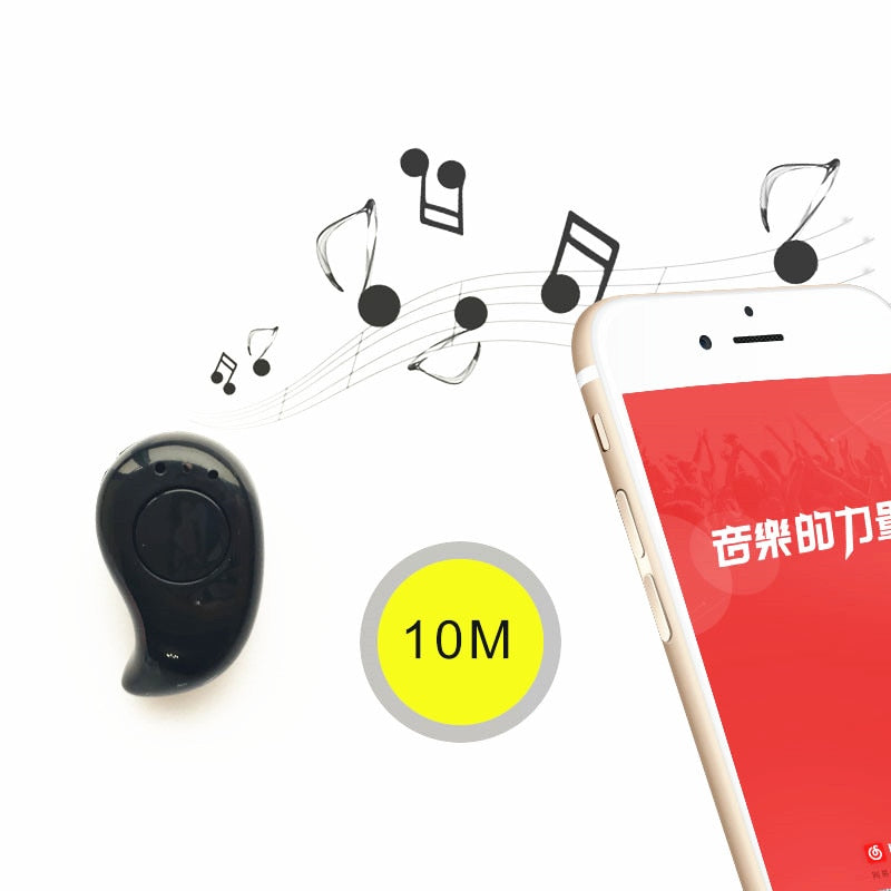 Mini Wireless Earpiece