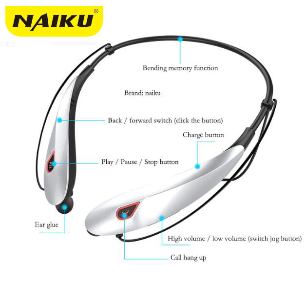 Sport Wireless Headset