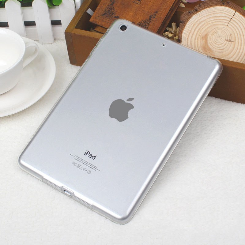 Transparent Protective Case For iPad