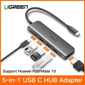 C Hub USB Thunderbolt Adapter