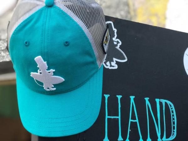 The Low-Pro O.G. Lid - Teal