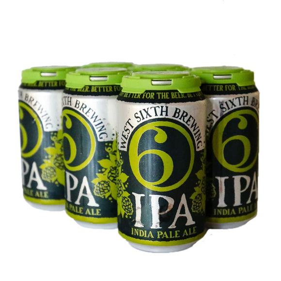 West Sixth IPA - 6-pack cans