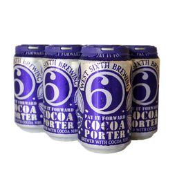 Pay it Forward Cocoa Porter - 6-pack cans