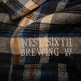 West Sixth Embroidered Flannel