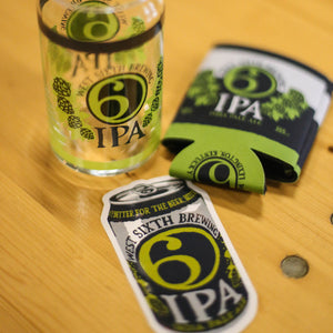 Glass, Koozie and Sticker Gift Set