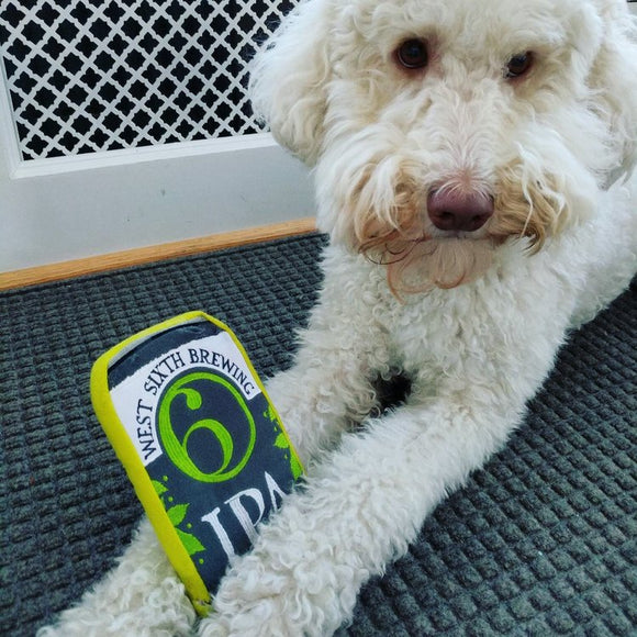 Dog Toy - IPA Can