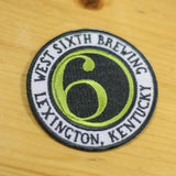 West Sixth Logo Patch