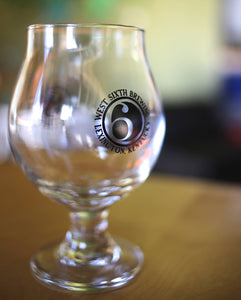 West Sixth Fluted Snifter