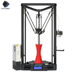 shoppingtime galaxy 3D Printer anycubic kossel cover