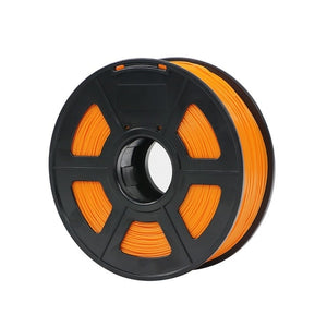 pla plastic filament anycubic orange