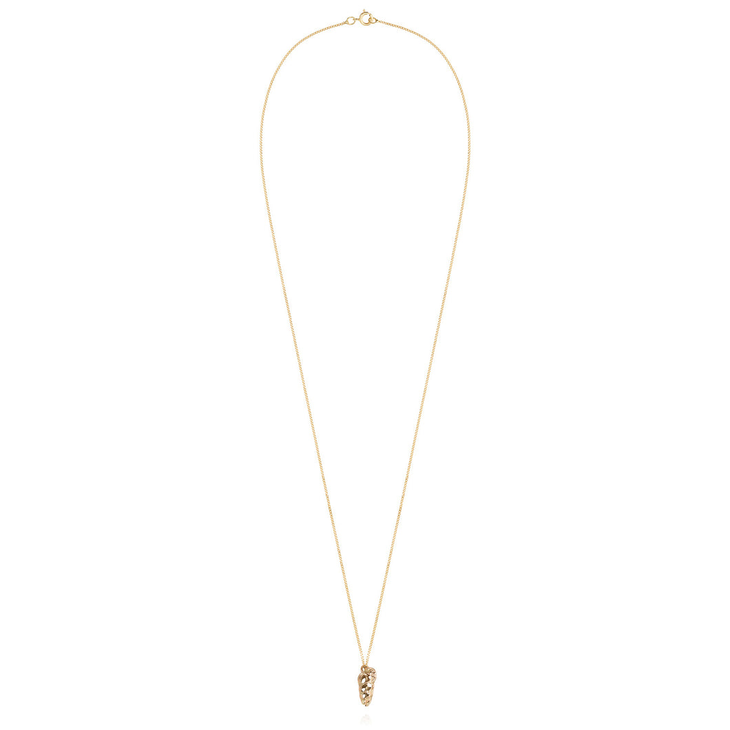 Ocean Tiny Shell Necklace - Daisy Knights
