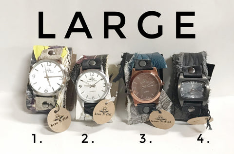 Women's Large Watches